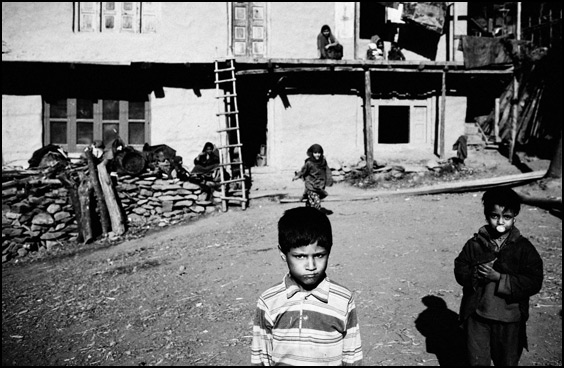 Kids in Kashmir
