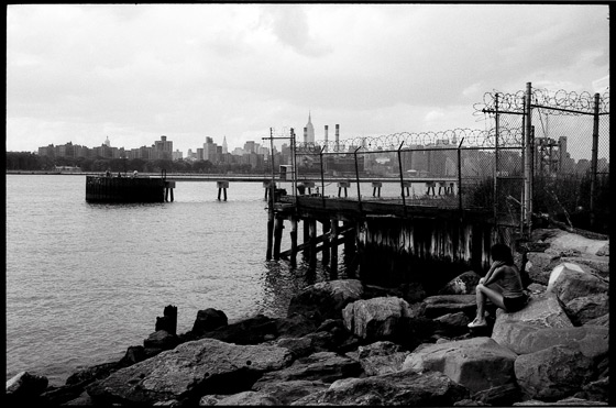 brooklyn NYC skyline